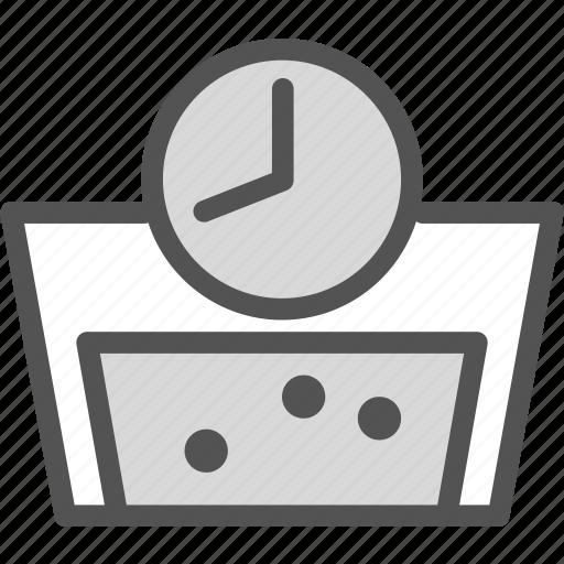 cloth, machine, manual, washer, washmachine icon