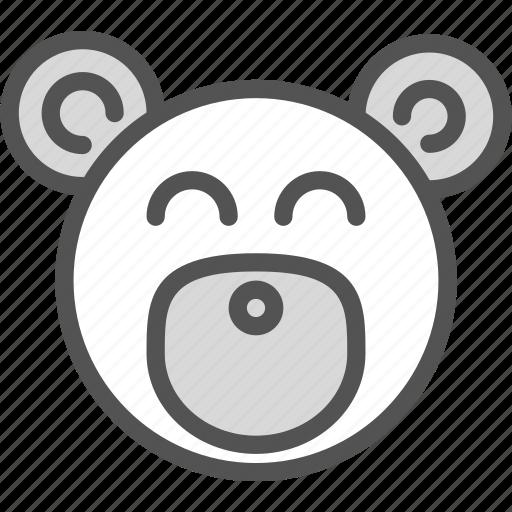 bear, kid, puppy, toy icon