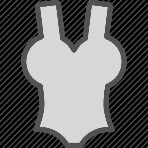 body, breast, holder, women icon
