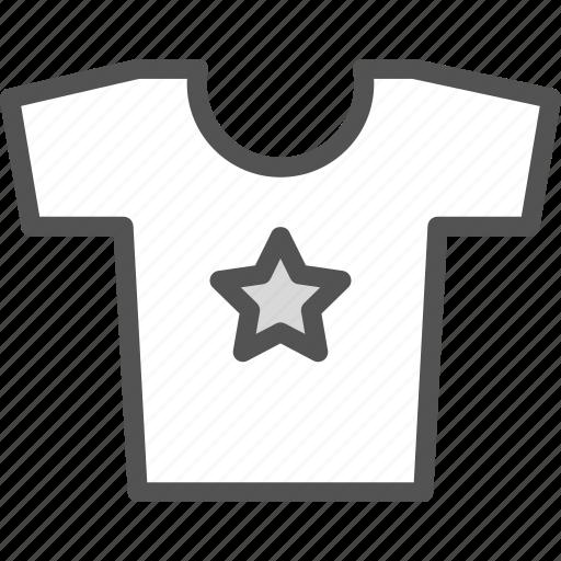 kid, star, summer, tshirth icon