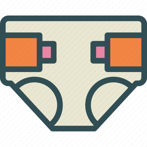 Baby, diper, dirty, kid icon - Download on Iconfinder