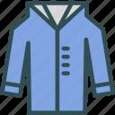 jacket, leather, long, winter, wintercoat