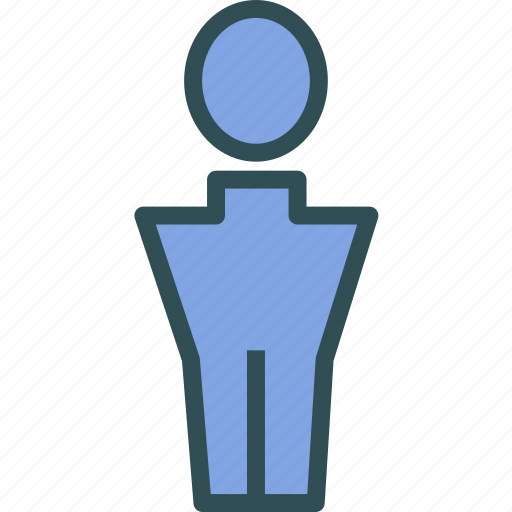 male, sign, toilet icon