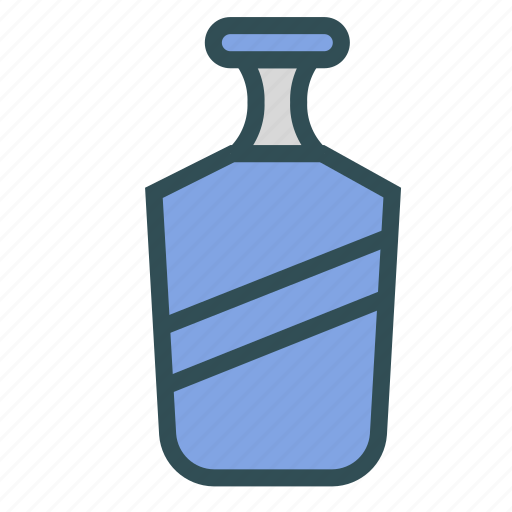 bottle, container, gel, shampoo, shower icon