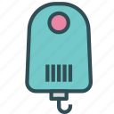machine, man, product, shaving icon