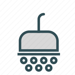 bathroom, cleaning, shower, water icon