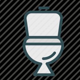 facilities, toilet, washcloset, wc icon