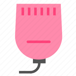 depilator, product, shaving, woman icon