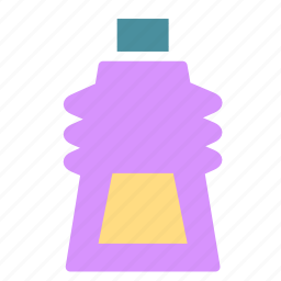 bottle, clothes, container, detergent icon