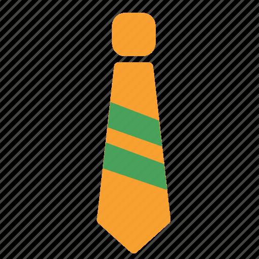 fashion, stripes, suit, tie icon
