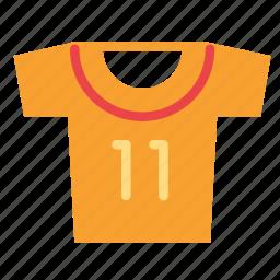clothes, eleven, fashion, kid, number, tshirt icon
