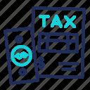 data, document, money, refund, tax