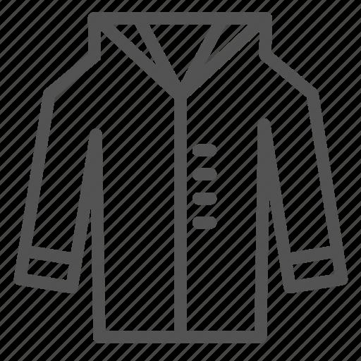 blouse, clothes, fashion, shirt icon