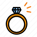 goldsmith, jeweler, silversmith icon