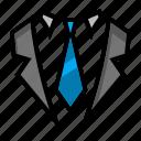 business, entrepreneur, office, officer, seller icon