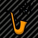 bandsman, instrumentalist, trumpeter icon