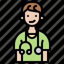 assistant, healthcare, medical, nurse, physician