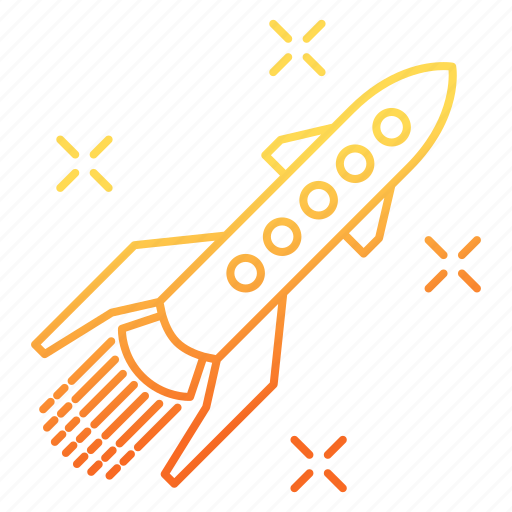 accelerate, career, growth, rocket, startup icon