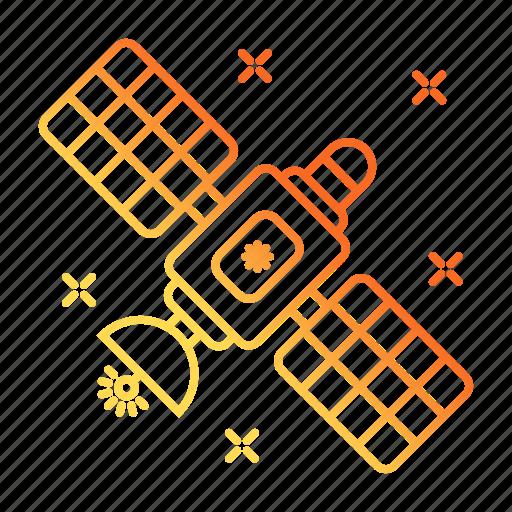 pioneer, satellite, science, space icon