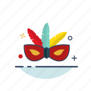 carnival, costume, festival, mask, masquerade, party, show