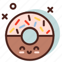 circus, donut, party
