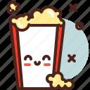 circus, party, popcorn