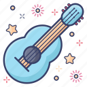 acoustic, electric guitar, guitar, musical instrument, stringed instrument