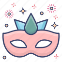 blindfold, decorative mask, eye mask, masquerade, party mask