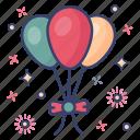 balloons, birthday balloons, decoration balloons, party balloons, party decorations