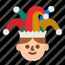 hat, carnival, fashion, accessories, costume icon
