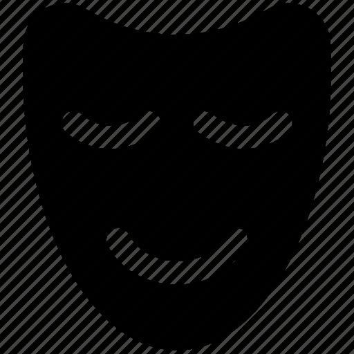 carnival symbol, celebrations, circus mask, face mask, festivity, mask icon