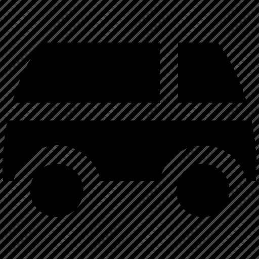 auto, motorcar, transport, van, vehicle icon