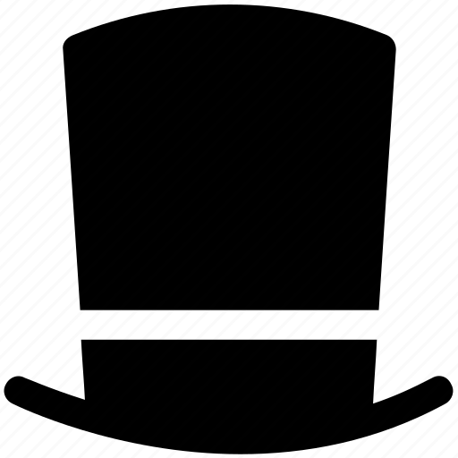 Hat, magic top hat, magician hat, magician top hat, top hat icon - Download on Iconfinder