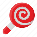 candy, carnival, lollipop, lolly, spiral, stick, sweet