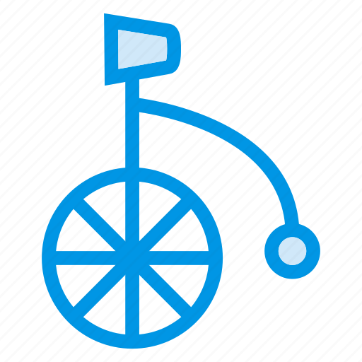 Circus, cycle, enjoy, funny, party, stage, wheel icon - Download on Iconfinder