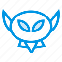 club, dance, disco, event, fun, mask, party icon