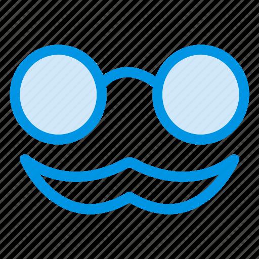 cartoon, enjoy, entertainment, eye, face, fun, funny icon