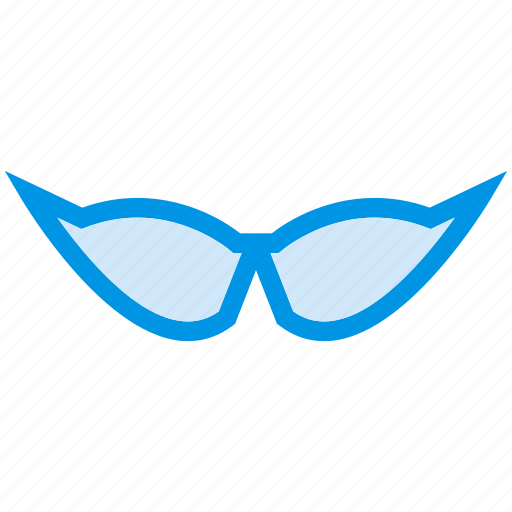 Eye, eyeglass, girleye, hide, hideicon, party, view icon - Download on Iconfinder