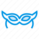 enjoy, eye, fun, hide, hideicon, mask, sight icon