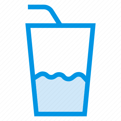 bar, drink, glass, juice, liquid, soda, water icon