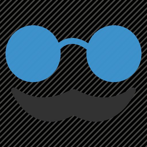 Cartoon, enjoy, entertainment, eye, face, fun, funny icon - Download on Iconfinder