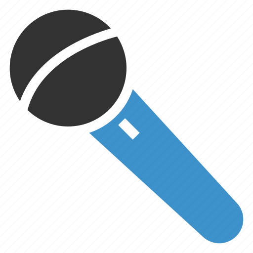 Mic, microphone, record, recording, reporter, speach, voice icon - Download on Iconfinder
