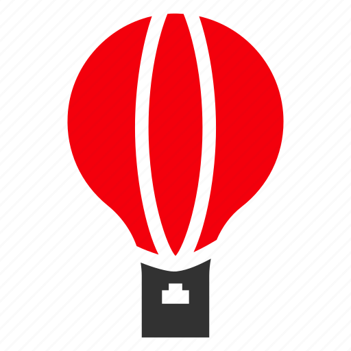 air, balloon, enjoyment, helicopter, play, ride, transport icon