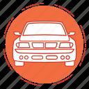 auto, car, transport, travel icon