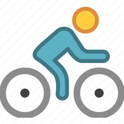 bicycle, bike, cycle, cycling, motor, motorbike, motorcycle icon