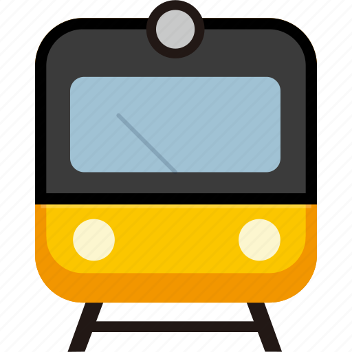 subway, traffic, train, transport, transportation, vehicle icon