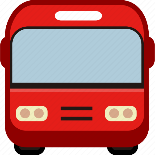 bus, bus station, road, station, transport, transportation icon