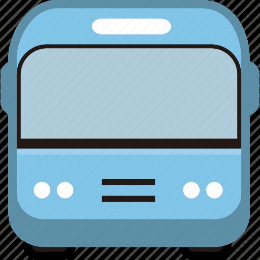 bus station, station, transport, transportation icon