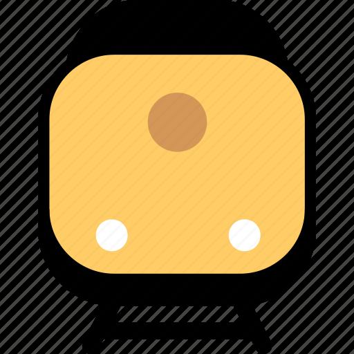 delivery, railroad, railway, train, transport, transportation icon