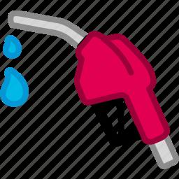 gas, gasoline, oil, station, supply icon